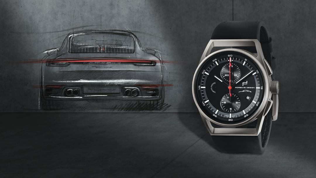 The 911 Chronograph Timeless Machine Limited Edition, 2018, Porsche Design Group