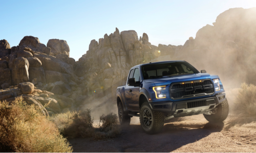 The all-new 2017 F150 Raptor