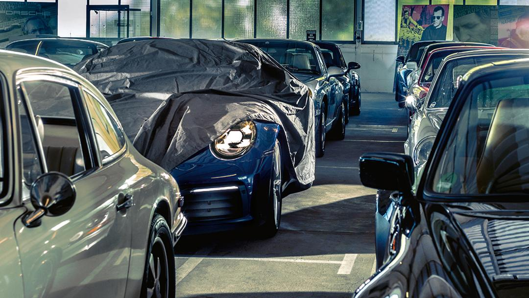 The new Porsche 911: more powerful, faster, digital