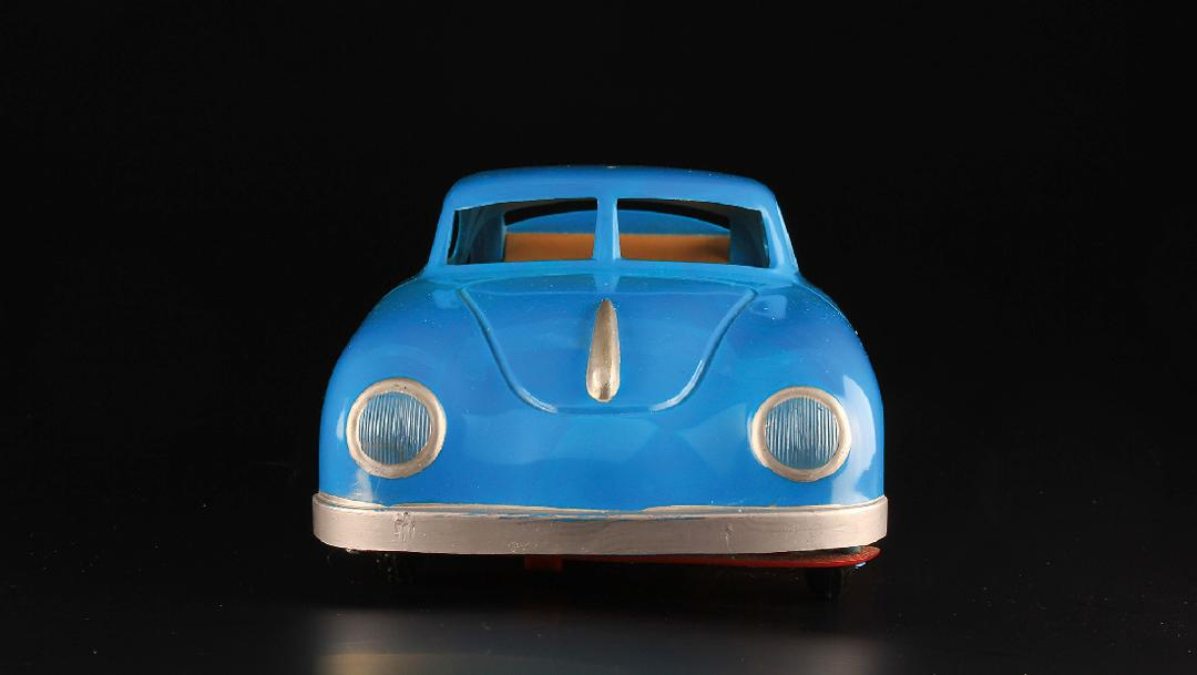 SIKU-model 356 in a scale of 1:16 (1955), 2018, Porsche AG
