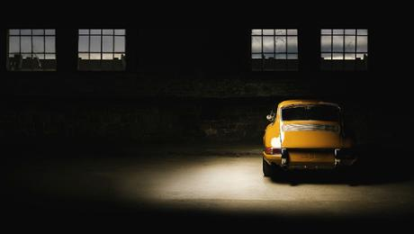 Hands off! Protection for classical Porsche models
