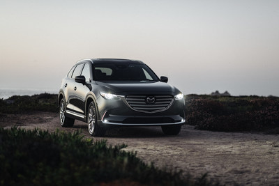 2020 Mazda CX-9 (CNW Group/Mazda Canada Inc.)
