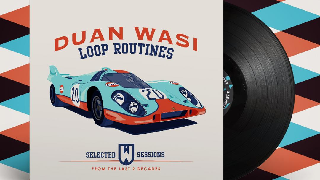 Loop Routines by Duan Wasi, 2018, Porsche AG
