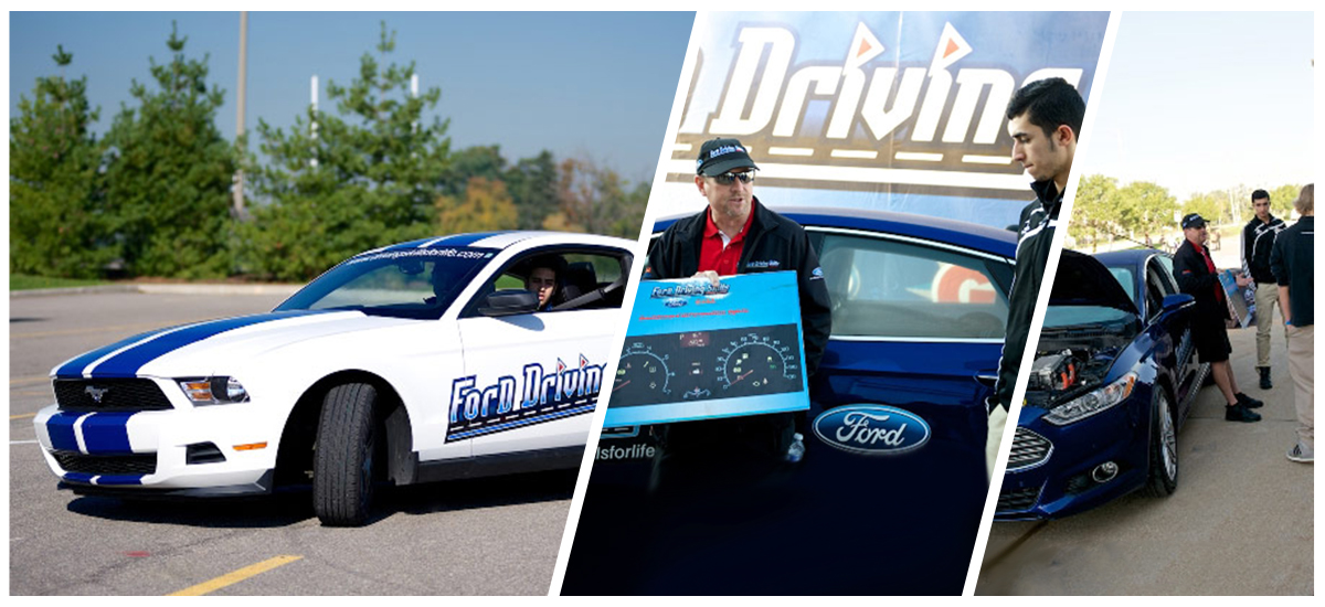 Ford Driving Skills For Life Hazard Recognition Course