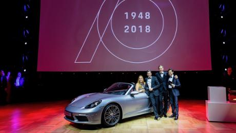 Porsche extends joining to a Leipzig Opera Ball