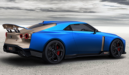 Nissan: Nissan GT-R50 by Italdesign production design confirmed