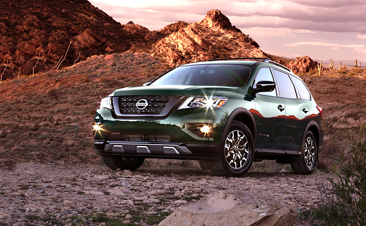 Nissan: Nissan debuts new Pathfinder Rock Creek Edition and 2020 Qashqai at Chicago Auto Show