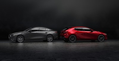 Mazda3 (CNW Group/Mazda Canada Inc.)