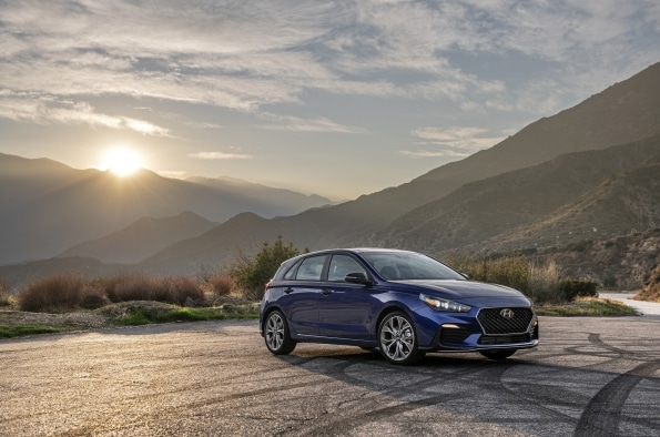 Hyundai Debuts First U.S. 'N Line' Model with 2019 Elantra GT Lineup