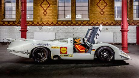 Mister 1,000 hp and his Porsche 917