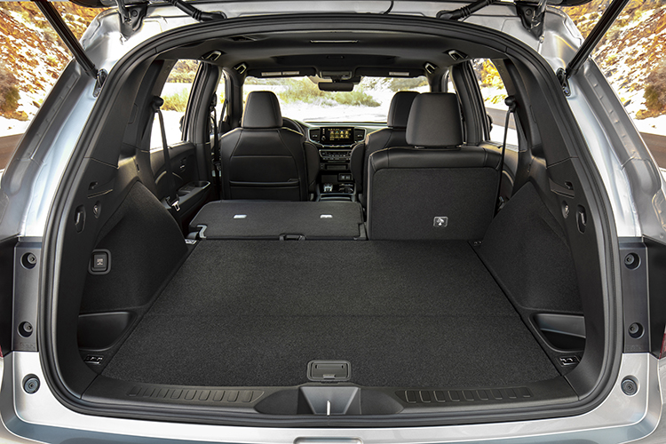 MINISTAR Durable Foldable Cargo Net Storage for More Trunk Space Secure Car Organizer with Adjustable Straps to Fit All Vehicles
