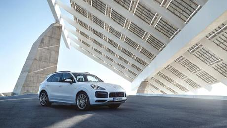 New Cayenne now accessible as a plug-in hybrid