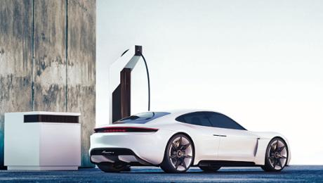 Electric array stop with Porsche Engineering