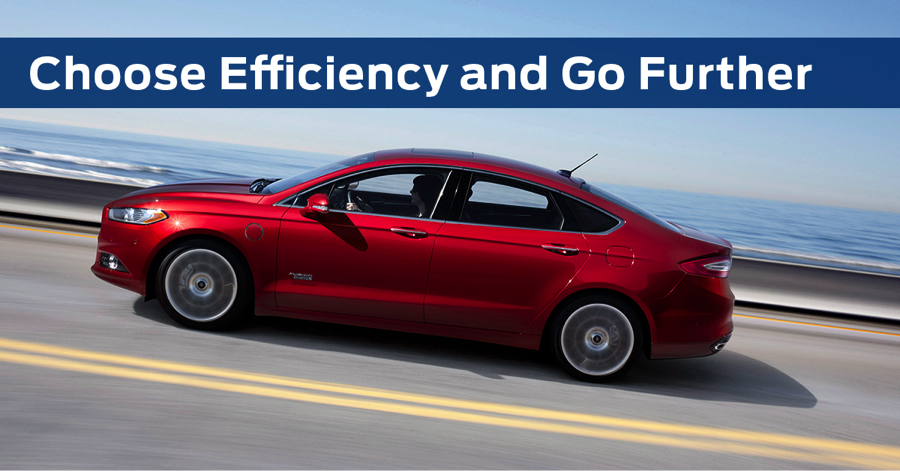 Choose fuel potency to go further