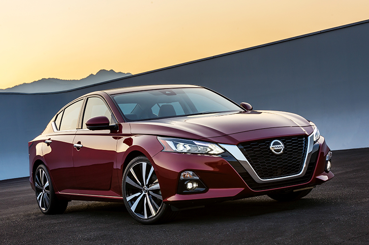 Nissan: 2019 – What's New
