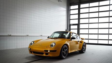 """Porsche Classic's """"Project Gold"""" heads to new home"""