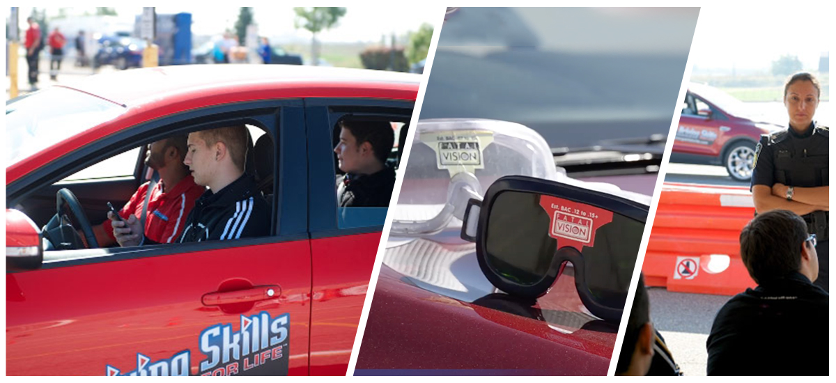 Ford and Driving Skills For Life learn immature drivers reserve tips