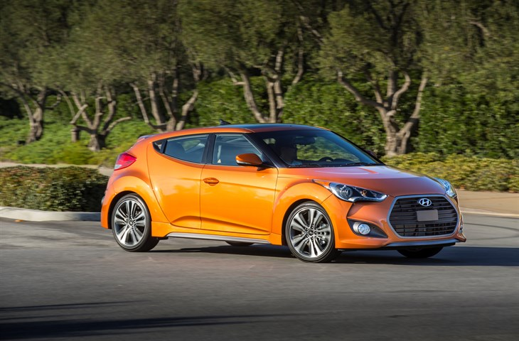 HYUNDAI ADDS VALUE EDITION TO THE VELOSTER LINE UP
