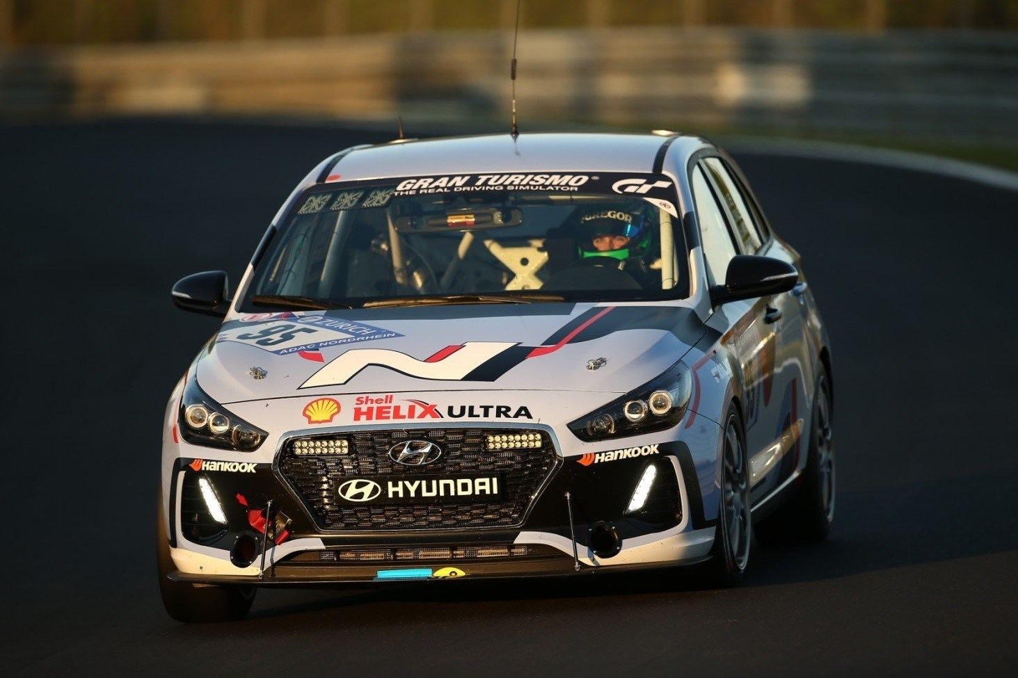 Hyundai to Debut Competition-Proven I30 N Racecar from 24-Hours of Nurburgring during 2017 SEMA Show