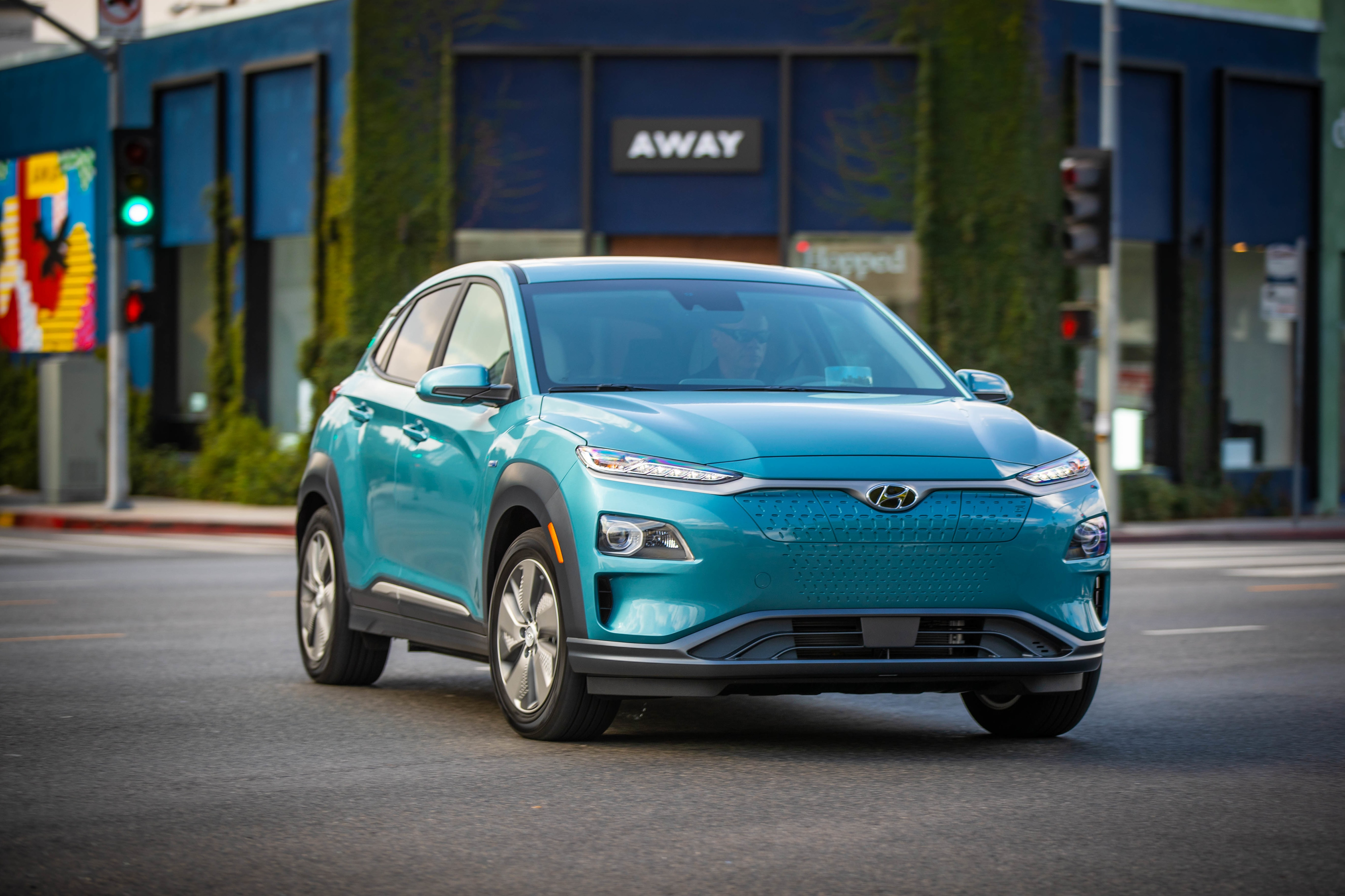 2019 Hyundai Kona and Kona Electric CUV Named a Finalist for Prestigious North American Utility Vehicle of the Year