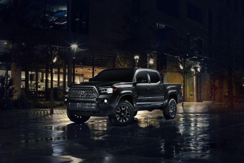 2021 Toyota Tacoma Nightshade Special Edition 002