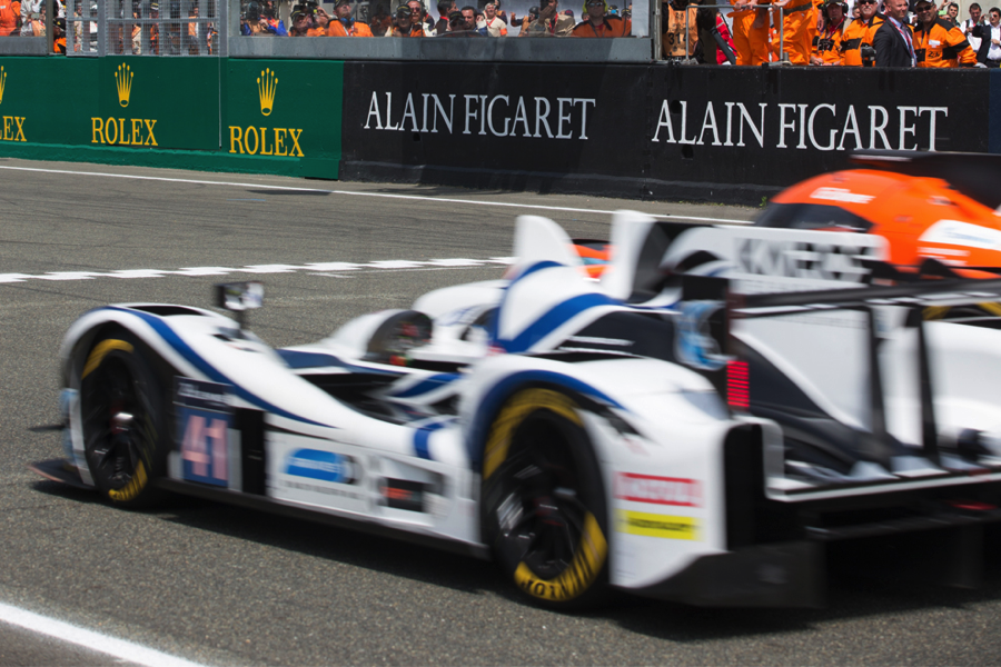 The Auto Show celebrates Ford's winning story during Le Mans