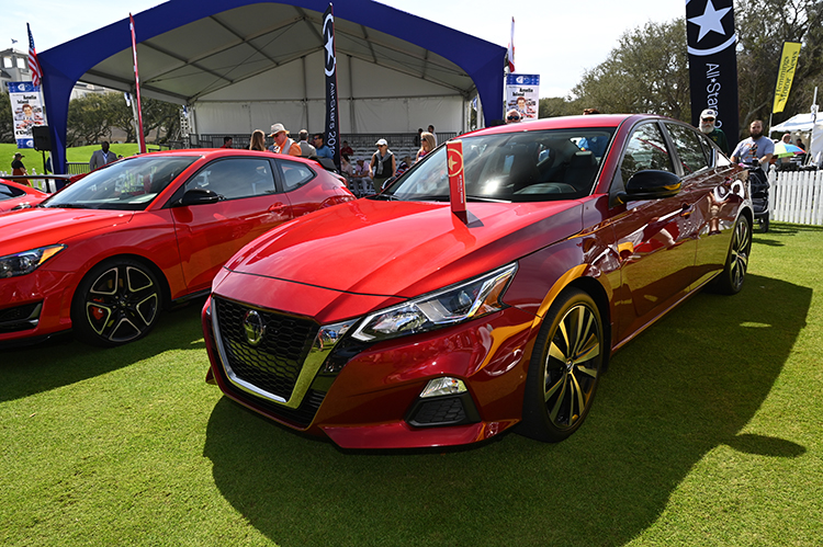 Nissan: The all-new Nissan Altima earns its place among the All-Stars