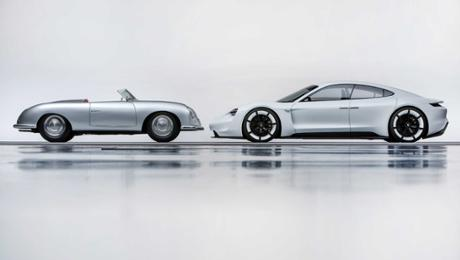 70 years of sports cars during Porsche