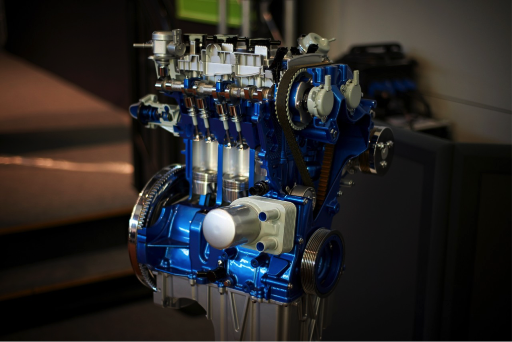 Ford's award-winning EcoBoost engine wins again during a International Engine Of The Year awards!